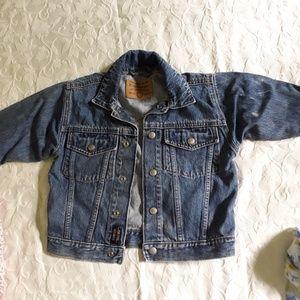 Oshkosh 3t girls denim jacket